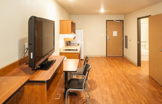 Kamers WOODSPRING SUITES COLLEGE STAT