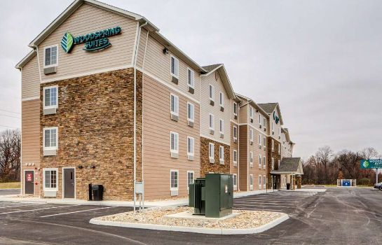 Exterior view WOODSPRING SUITES COLUMBUS EAS