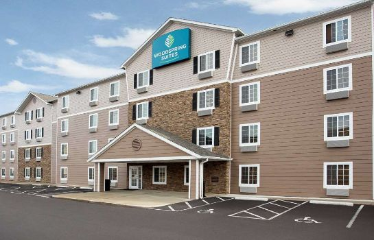 Vista esterna WOODSPRING SUITES COLUMBUS NOR