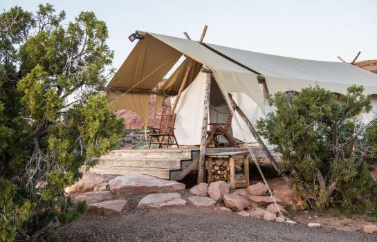 Suite MOAB UNDER CANVAS