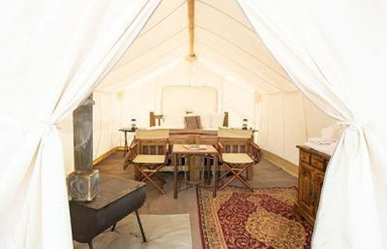 Habitación MOAB UNDER CANVAS
