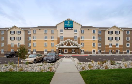 Buitenaanzicht WOODSPRING SUITES COLORADO SPR