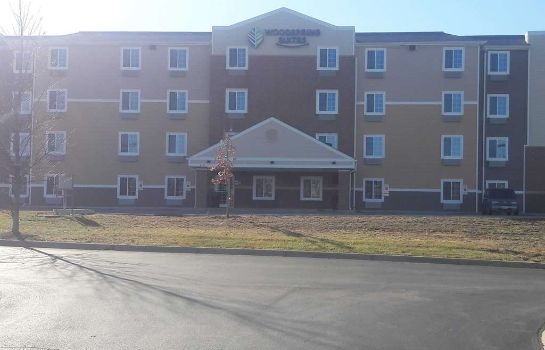 Buitenaanzicht WOODSPRING SUITES DAYTON SOUTH