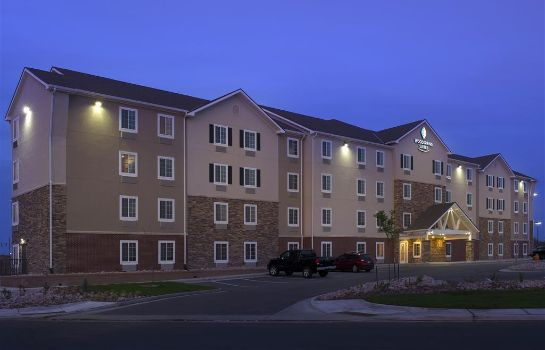 Exterior view WOODSPRINGS SUITES AURORA EAST