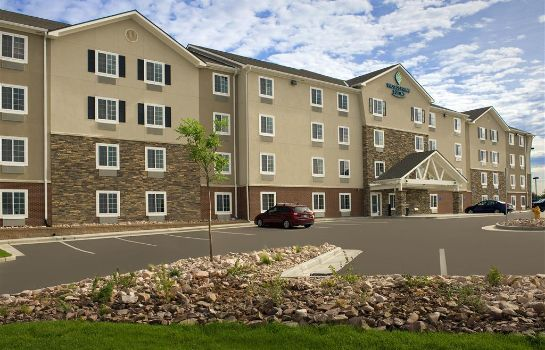 Vista exterior WOODSPRINGS SUITES AURORA EAST