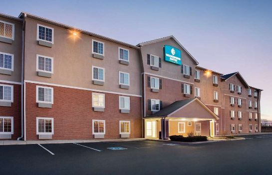 Vista exterior WOODSPRING SUITES FORT WAYNE