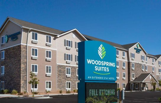 Außenansicht WoodSpring Suites Grand Junction