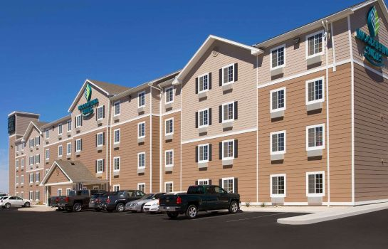 Vista exterior WOODSPRING SUITES HOBBS