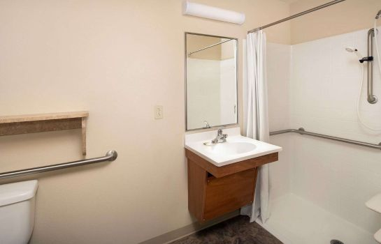 Chambre WOODSPRING SUITES HOBBS