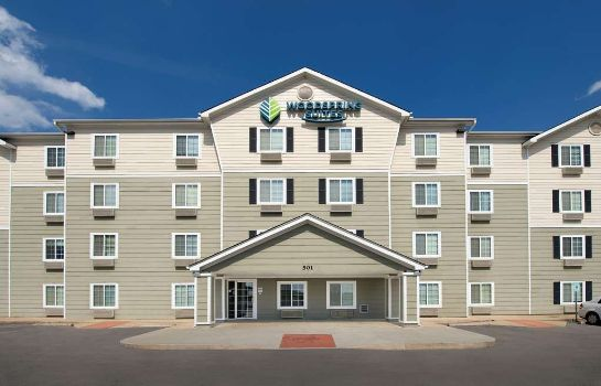 Exterior view WOODSPRING SUITES KILLEEN
