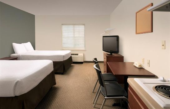 Habitación WOODSPRING SUITES KILLEEN