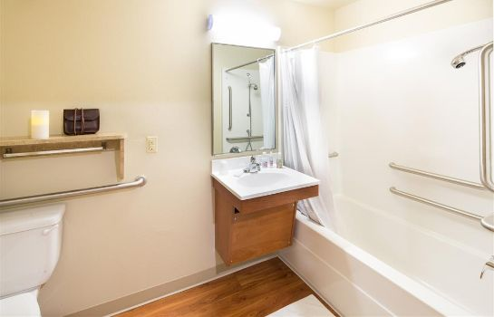 Chambre WOODSPRING SUITES JACKSONVILLE