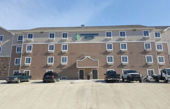 Außenansicht WOODSPRING SUITES LAKE CHARLES