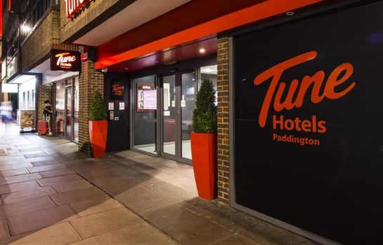Vista exterior TUNE HOTEL PADDINGTON LONDON