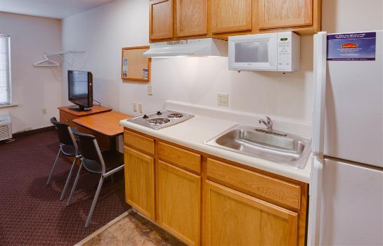 Chambre WOODSPRING SUITES MOBILE