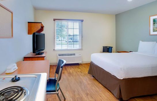 Kamers WoodSpring Suites Mobile