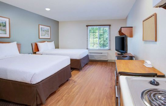 Zimmer WoodSpring Suites Mobile Daphne