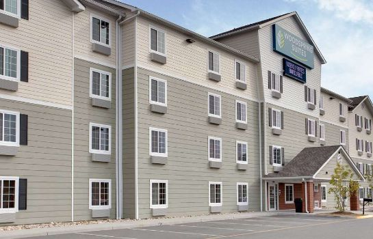 Außenansicht WOODSPRING SUITES CHESAPEAKE-N