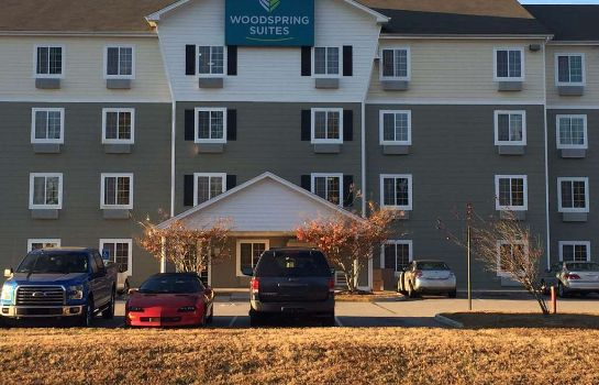 Buitenaanzicht WOODSPRING SUITES CHESAPEAKE-N