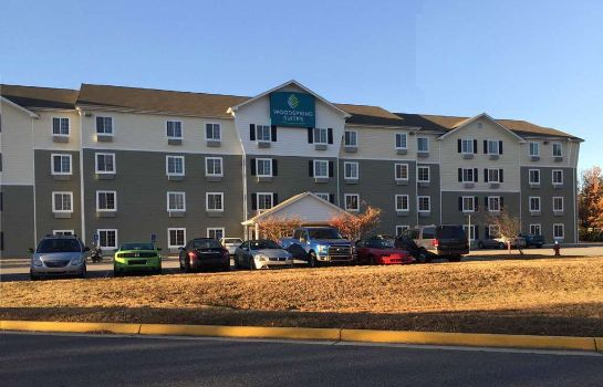 Vista exterior WOODSPRING SUITES CHESAPEAKE-N