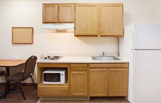 Habitación WOODSPRING SUITES CHESAPEAKE-N