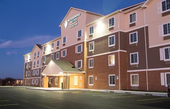 Exterior view WOODSPRING SUITES SIGNATURE