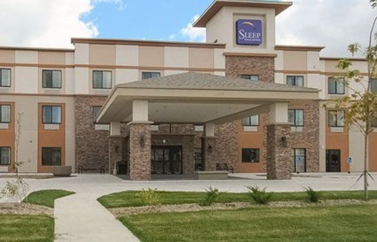 Vista esterna Sleep Inn & Suites Ames near ISU Campus