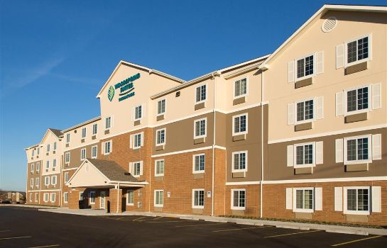 Vista exterior WOODSPRING SUITES SIGNATURE