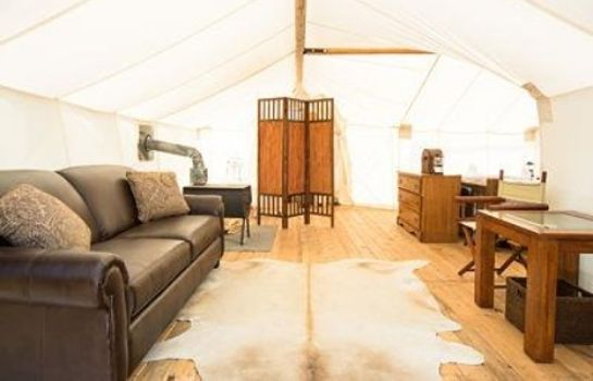 Suite YELLOWSTONE UNDER CANVAS