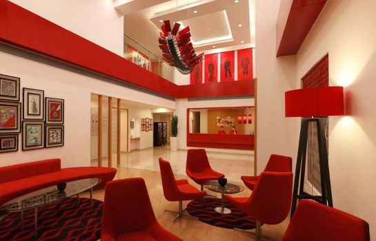 Hol hotelowy RED FOX HOTEL DELHI AIRPORT