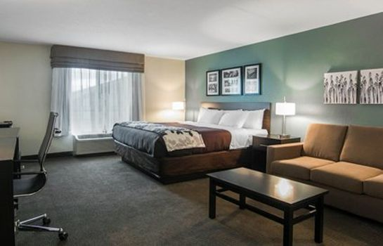 Suite Sleep Inn & Suites Ames near ISU Campus