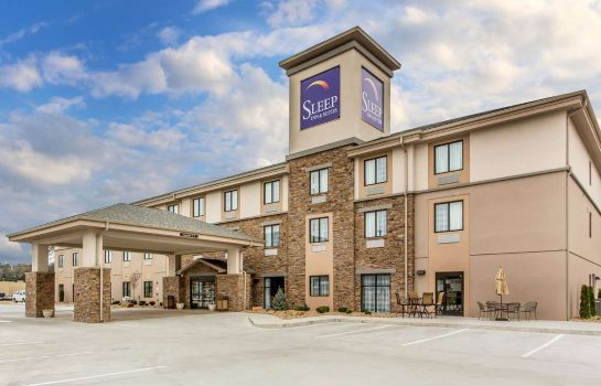 Buitenaanzicht Sleep Inn & Suites Dayton