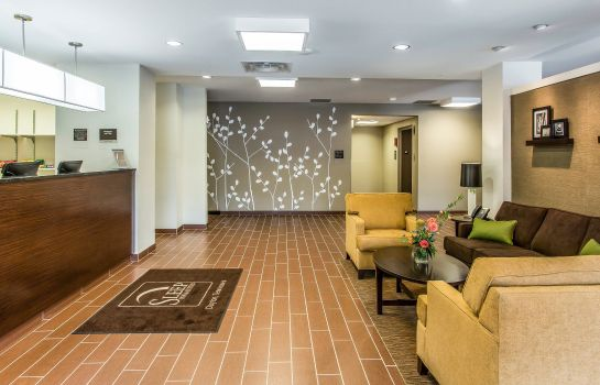 Hol hotelowy Sleep Inn & Suites Dayton