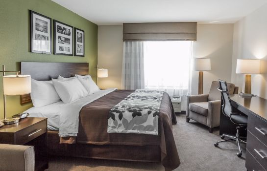 Suite Sleep Inn & Suites Dayton
