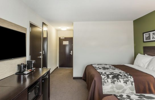 Kamers Sleep Inn & Suites Dayton