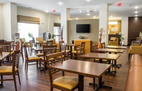 Restaurant Sleep Inn and Suites University