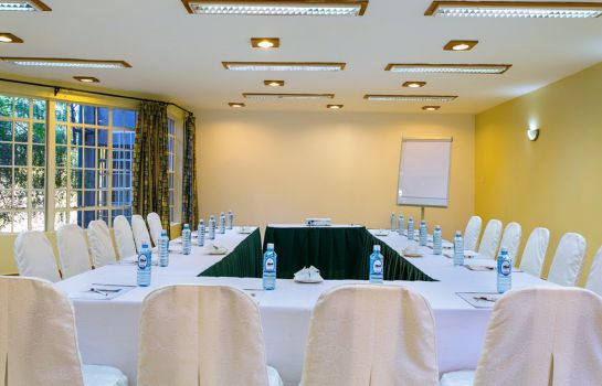 Meeting room LUKENYA GETAWAY