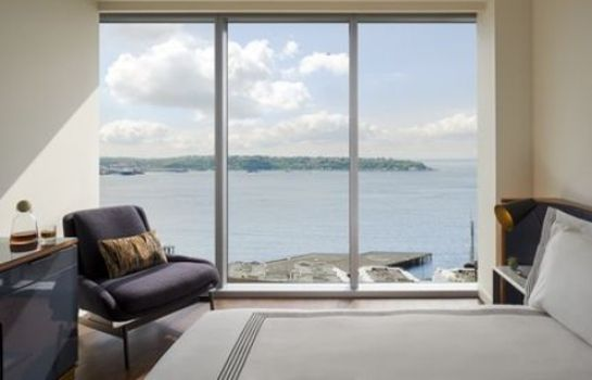 Zimmer THOMPSON SEATTLE  -NEW HOTEL-