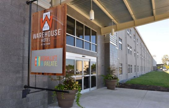 Exterior view WAREHOUSE HOTEL
