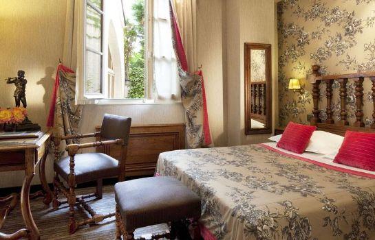 Room Hotel Left Bank Saint Germain