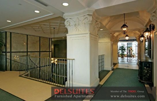 Hall DELSUITES FOREST VIEW