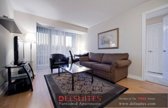 Camera DELSUITES FOREST VIEW