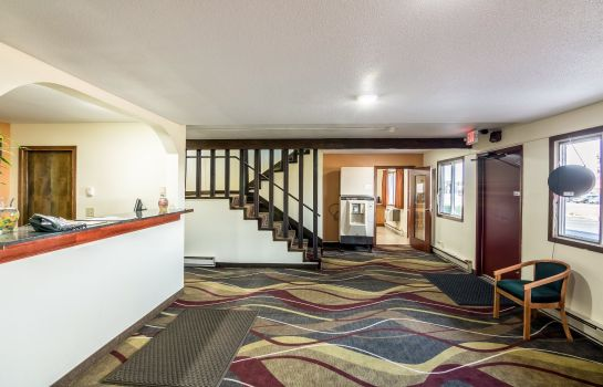 Hotelhalle Scottish Inns and Suites Eau Claire