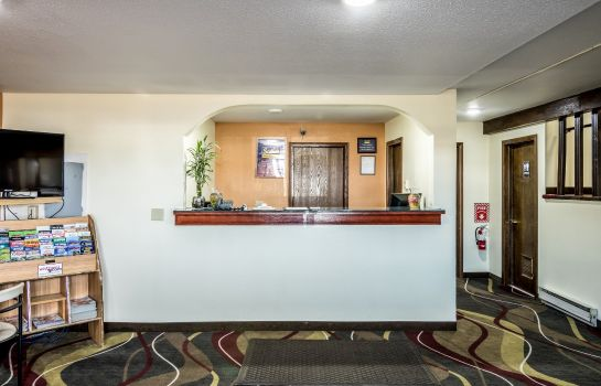 Hotelhal SCOTTISH INNS AND SUITES EAU CLAIRE