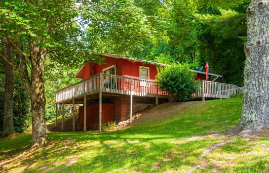 Zimmer Highland Hills Cabins Master Hosts Resort