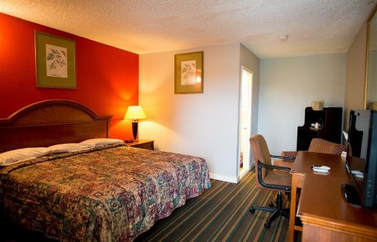 Zimmer SCOTTISH INNS AND SUITES BENSALEM
