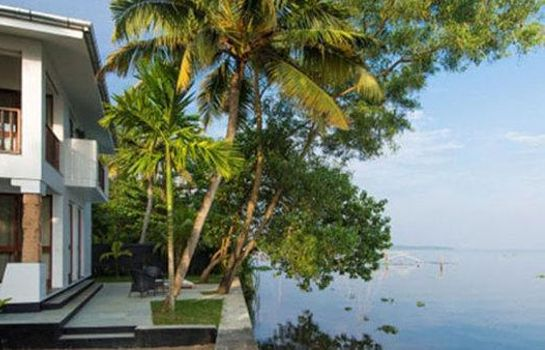 Vista esterna Purity at Lake Vembanad