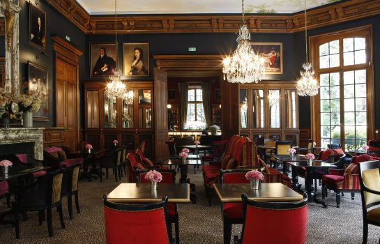 Restaurant Saint James Paris