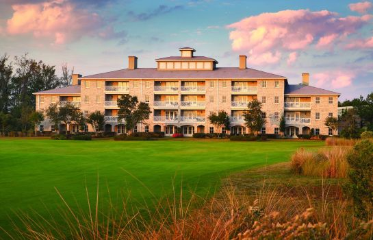 Vista esterna WYNDHAM DYE VILLAS AT MYRTLE BEACH