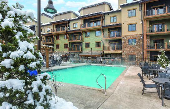 Vista esterna Wyndham Park City